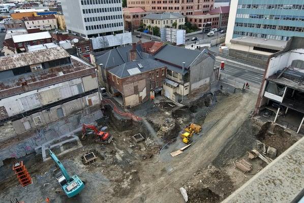 Construction Site Australia G