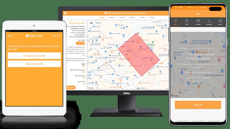 site 4.x Medium 16-9 - SOS on Mobile, Tablet and Desktop